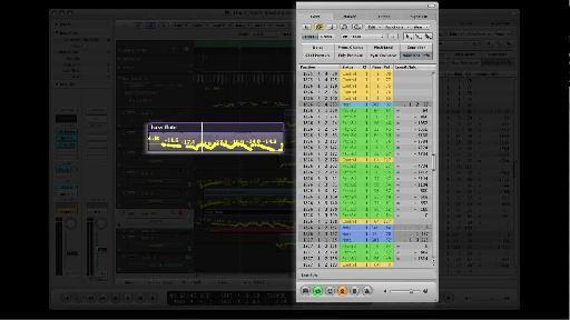 MIDI Events explained using Logic
