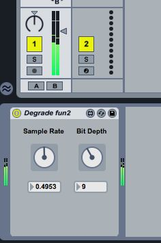 Final Max for Live audio effect in Ableton