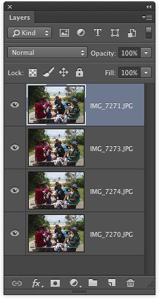 Here's the layered file I'm left with.