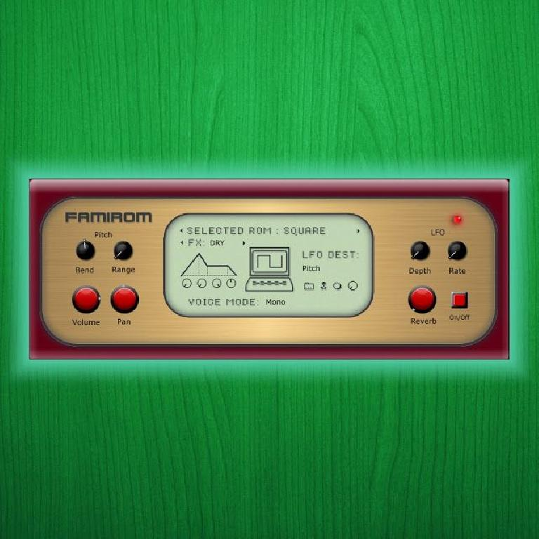 Famiron Kontakt Instrument plug-in