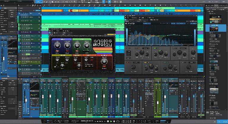 PreSonus Studio One 5 plug-ins