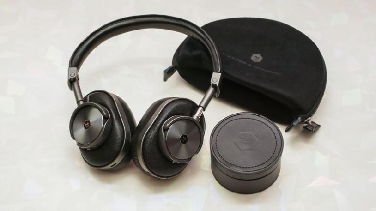 Master And Dynamic's MW60 Wireless