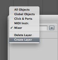 Create layer