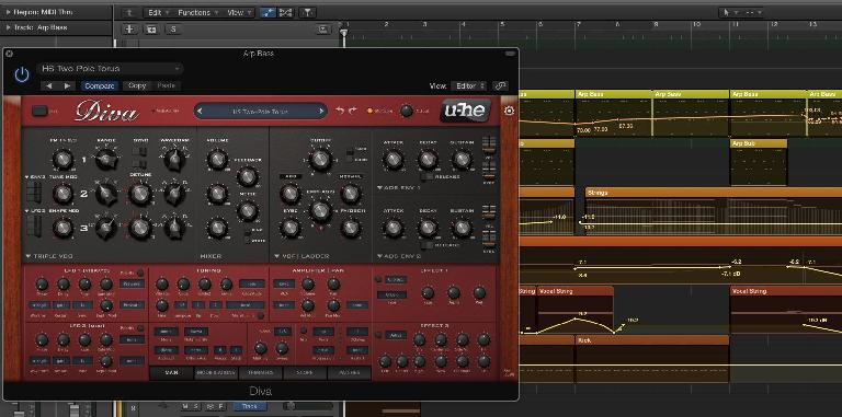 Use auto-map… because turning real knobs is much more fun than using a mouse!