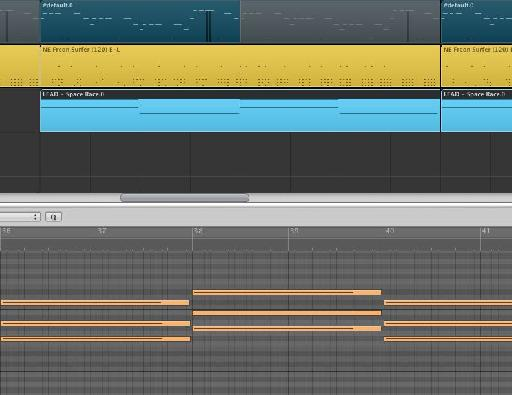 Long chords