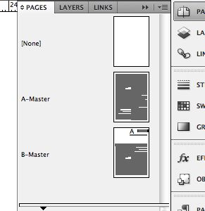 Master Pages.
