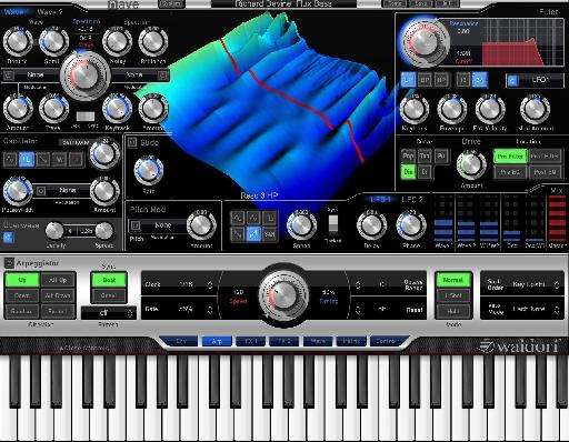 Waldorf Nave for Mac/PC