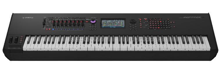 Yamaha Montage 8.
