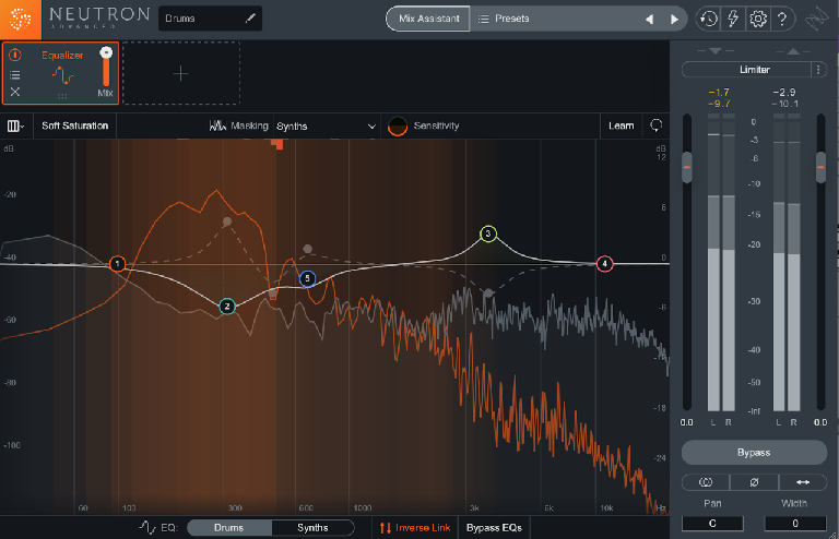 Acoustic Masking and Plugins