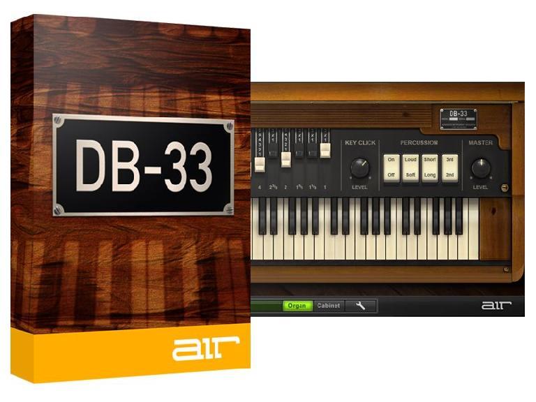 Air Music Tech DB-33.