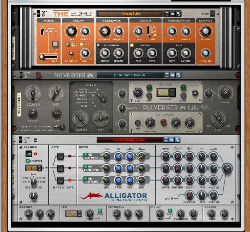 Reason 6's impressive new effects processors