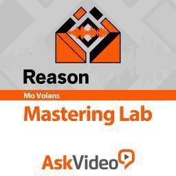 Reason 8 - Mastering Lab