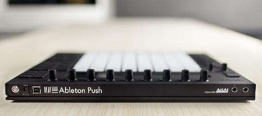 PHON.O uses the Ableton Push in the studio and is looking to incorporate it into his live setup.