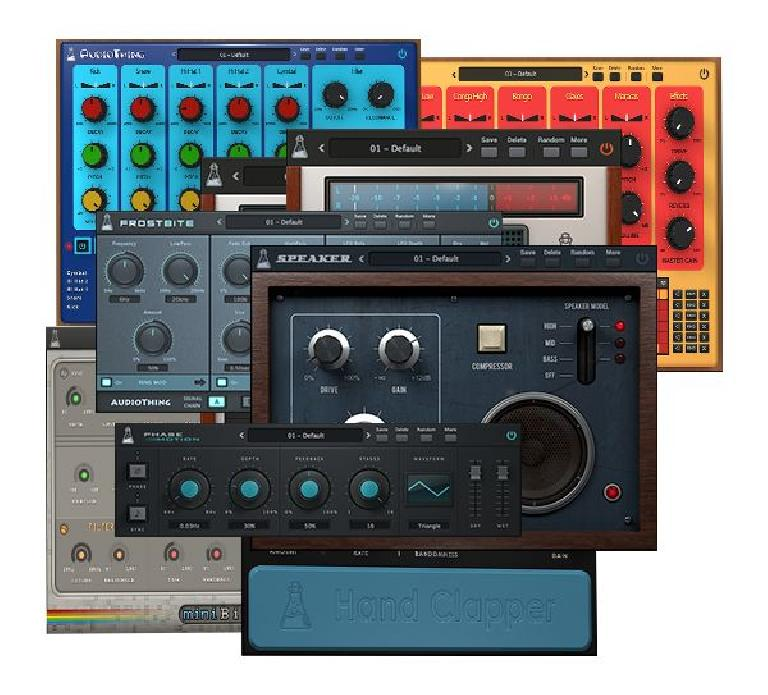 AudioThing plugin and Kontakt instrument deal.