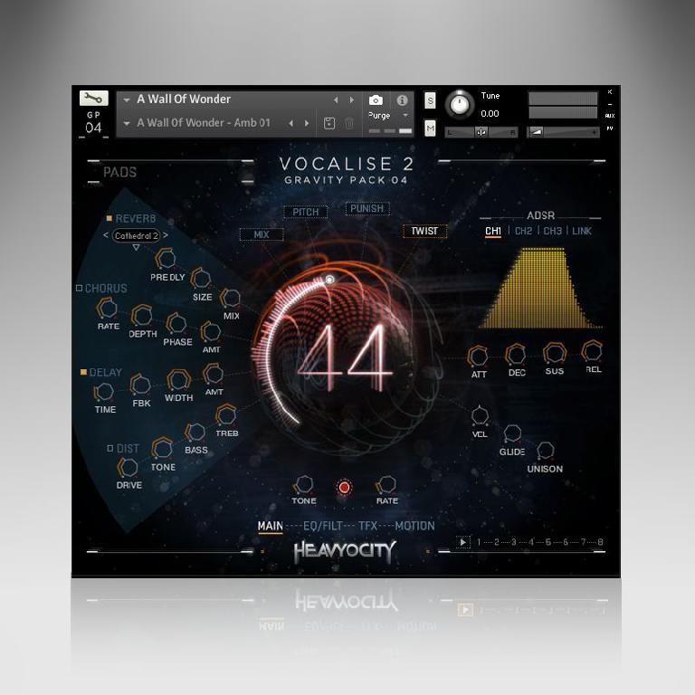 Heavyocity Vocalise 2