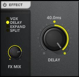 effect delay