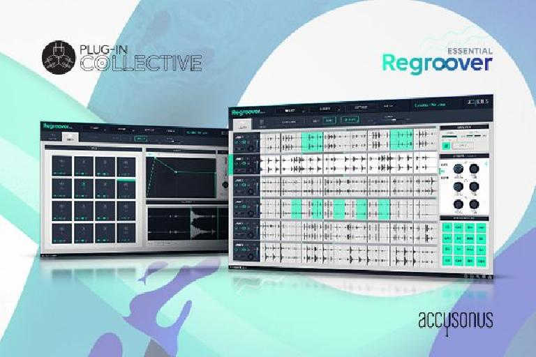 Acusonus Regroover - Focusrite Plugin Collective