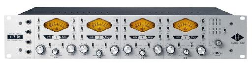 UA 4-710d Mic Pre-amps