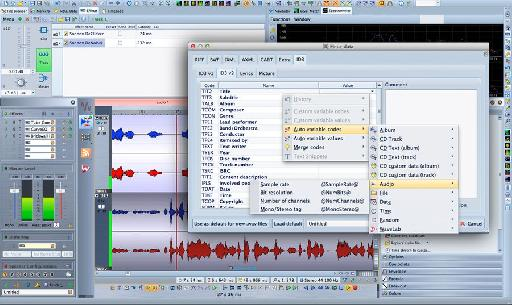 Wavelab can be the perfect environment for creative processing.