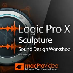 Logic Pro: Sculpture Sound Design Workshop