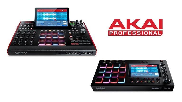 AKAI PRO MPC LIVE / MPC X