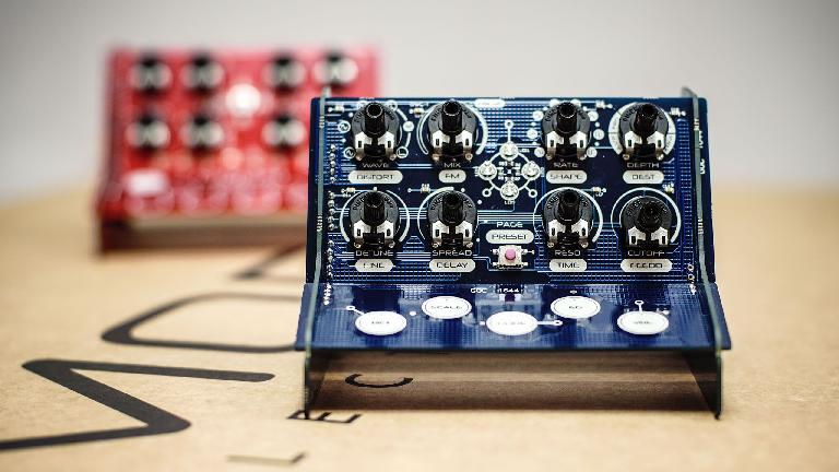 Modal CRAFTsynth