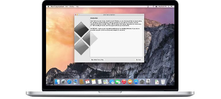 Run Windows on your Mac hardware if you really want to
