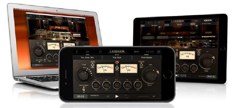 Now you can master audio on Mac/PC, iPad and iPhone!