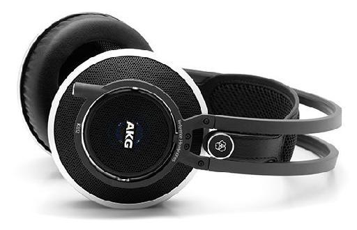 New AKG K812 flagship reference headphones.