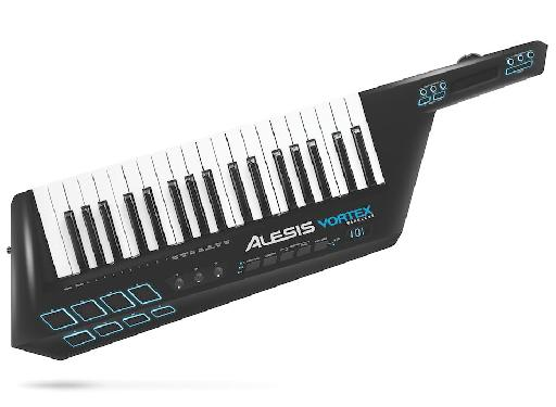 Vortex Front—This keytar gives you the control over your sound that you never had in the 80'…