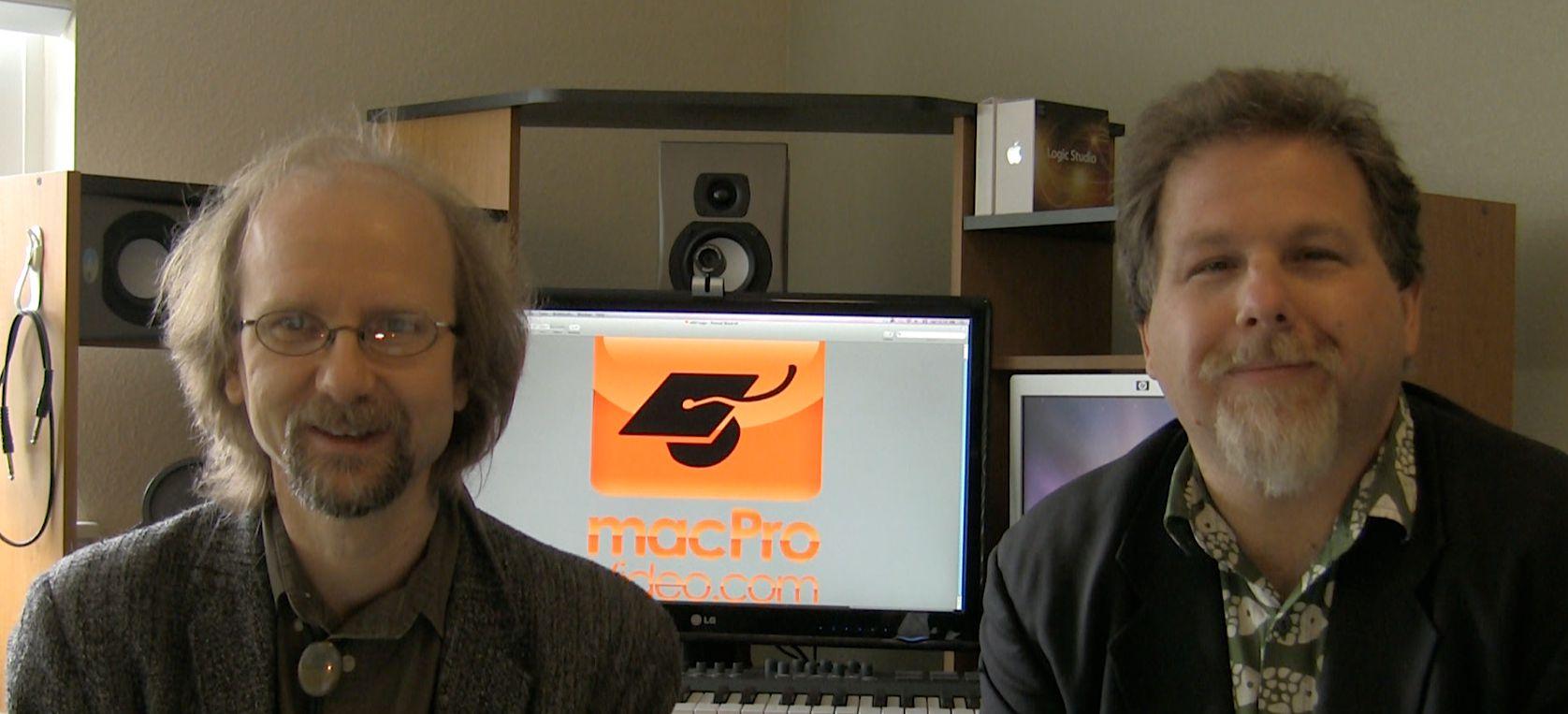 Scott Looney and Steve Horowitz