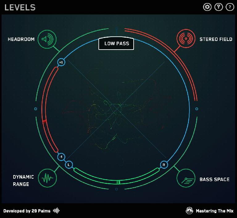 Levels: Stereo Field