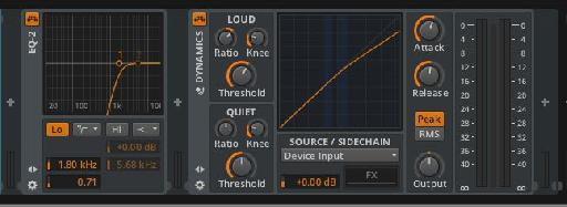 High Band Compression