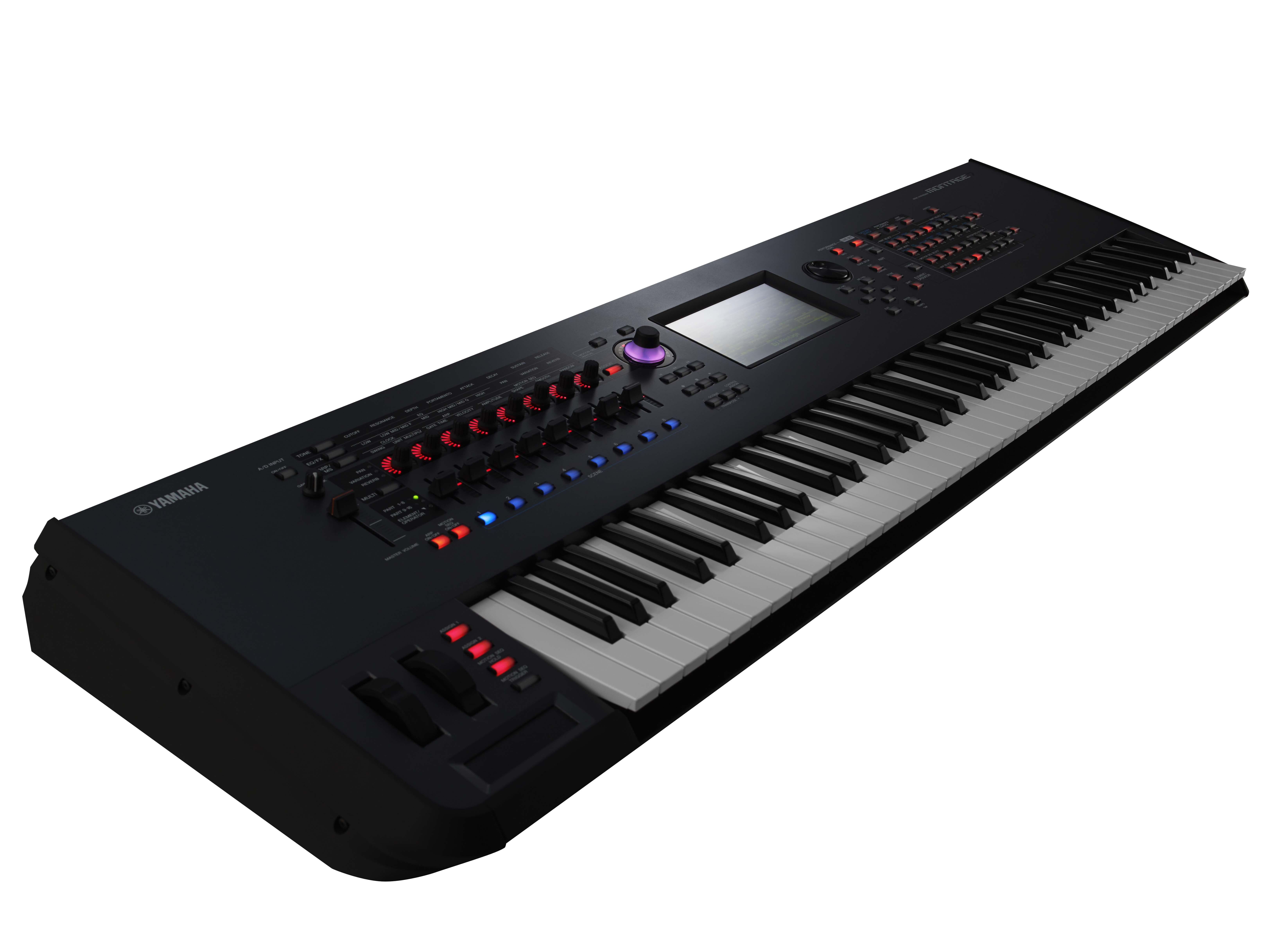 Yamaha Montage 7.