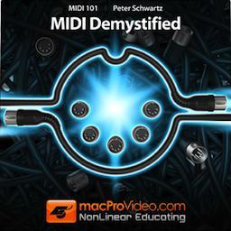 MIDI 101 Demystified by Peter Schwartz