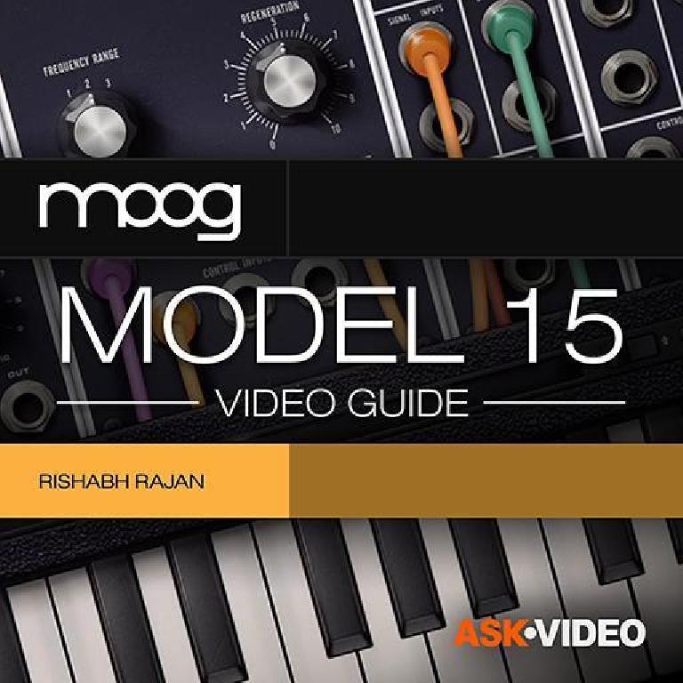 Moog Model 15 course