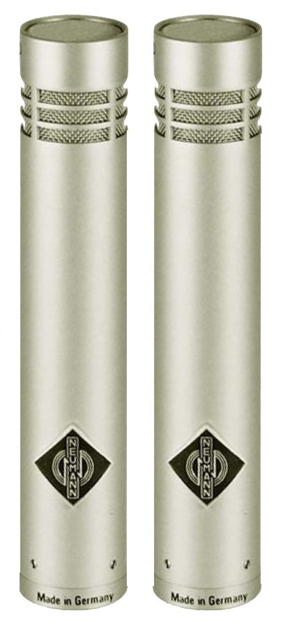Fig 6 A pair of Neumann KM84s
