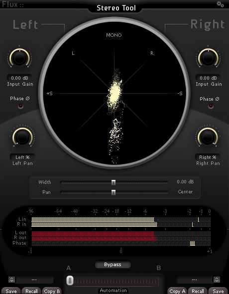 Stereo Tool by Flux