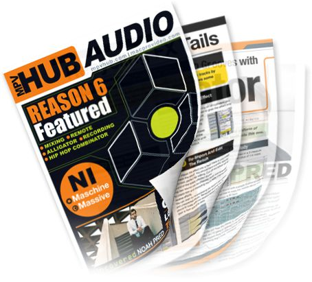 MPVHub Audio Magazine cover
