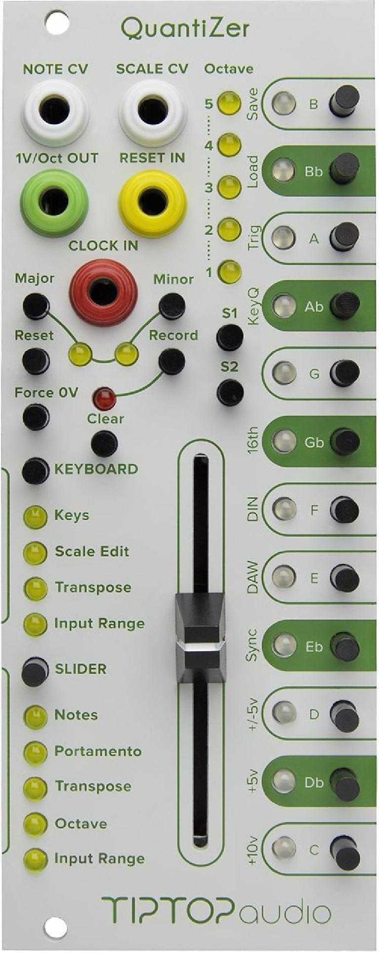 Tip Top Audio Quantizer