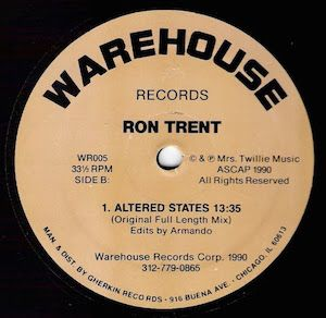 Ron Trent Altered States