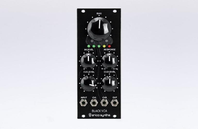 Erica Synths Black Voltage Controlled Amplifier
