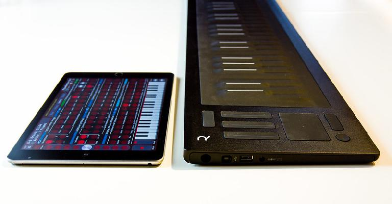 Synclavier Go! is MPE compatible