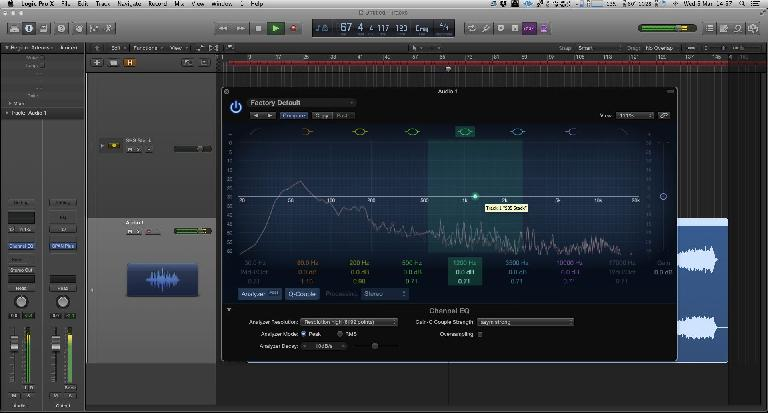 EQ is vital to controlling your bass sound