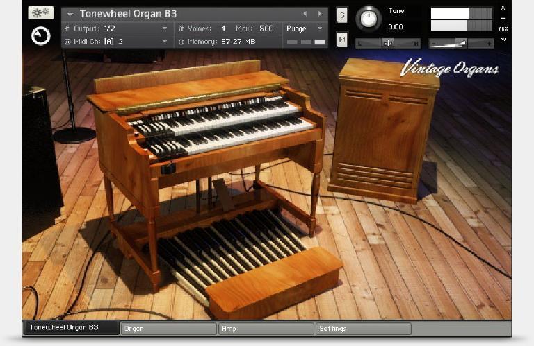 NI Vintage Organs