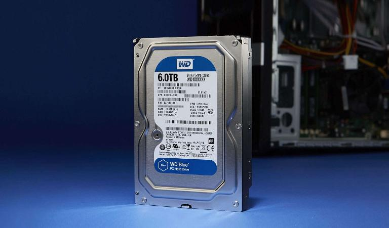 Western Digital Blue 5,400