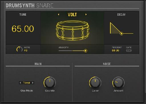 There are new drum synth modules that you can tweak to design your own excellent drum sounds.