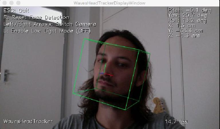 Head Tracking