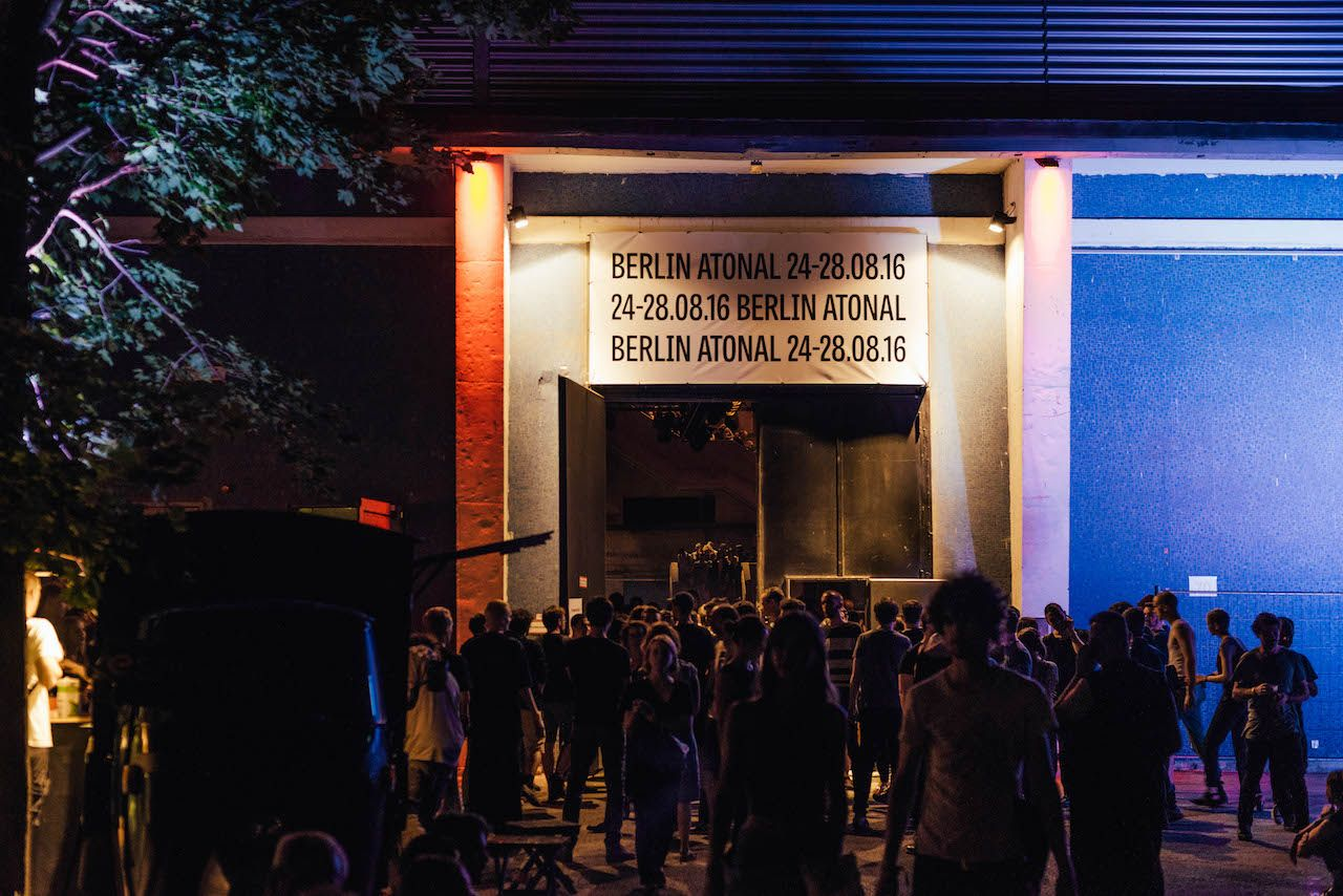 Berlin-Atonal 2016 © Camille Blake