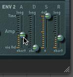 EXS24 - Env 2 slider halfway